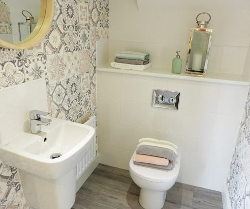 The bowland downstairs wc