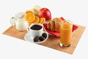 Easy Ways to Live a Healthier Life Eat your Breakfast