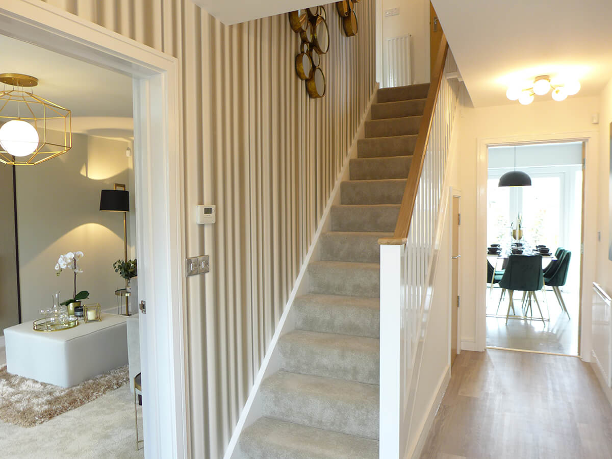 The Brearley show home at Blossom Gate