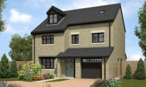 5 bedroom home for sale in Salterforth, Lancashire