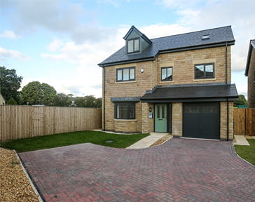 plot 25, the Budworth, southbeck
