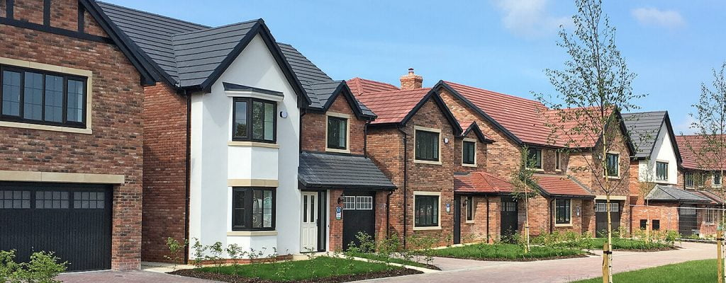 New Homes For Sale In Sandbach