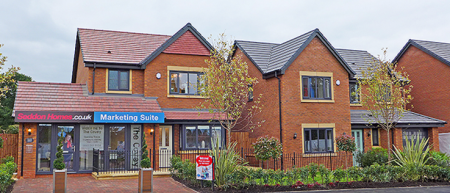 New homes in Congleton
