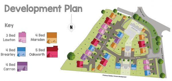 Crofton development plan