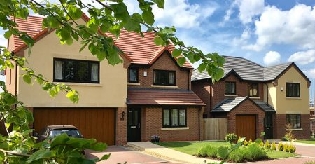 new homes in alsager