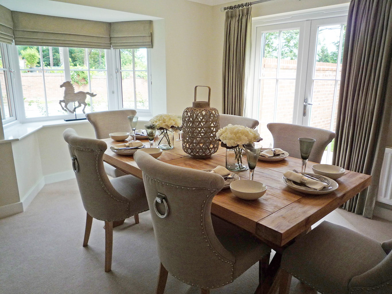 Mouldsworth dining room