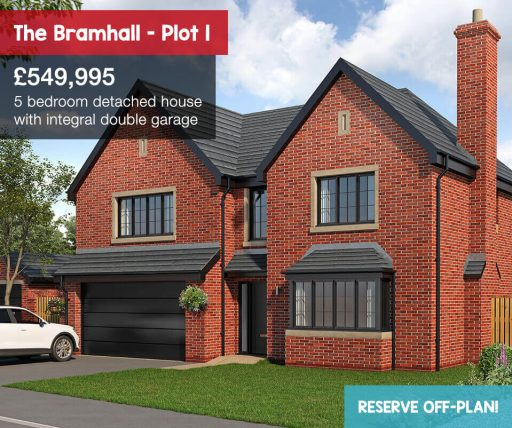 bramhall plot 1, reserve off-plan