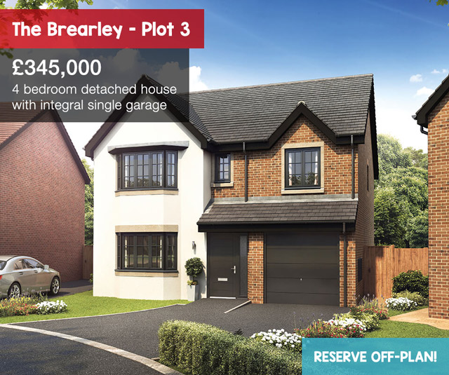 brearley plot 3, reserve off-plan