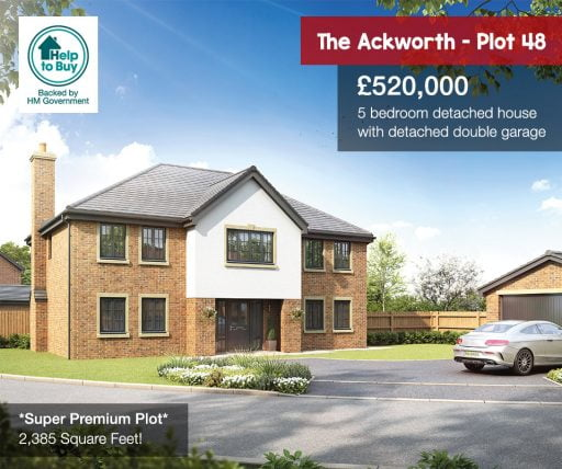 the ackworth plot 48, falcon rise