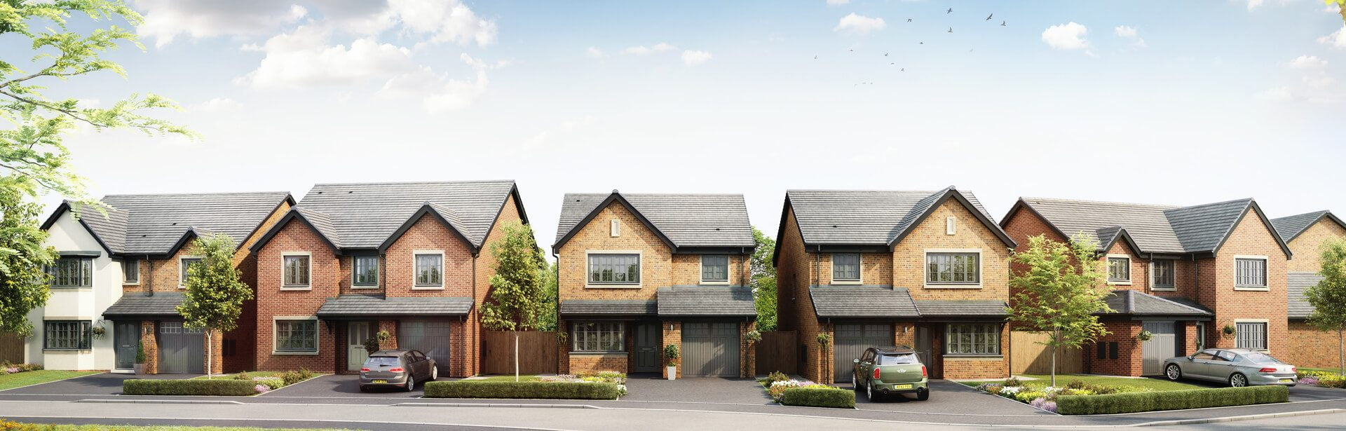 new housing development Congleton