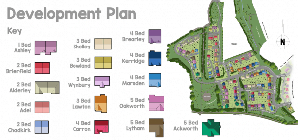 falcon rise development plan link