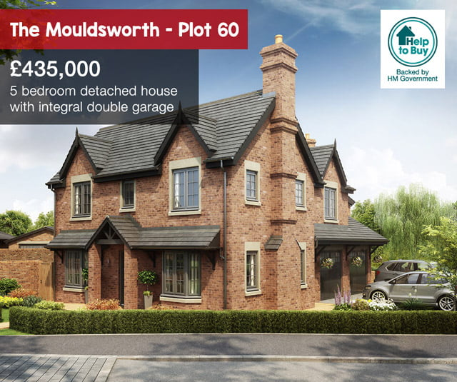 the mouldsworth, plot 60