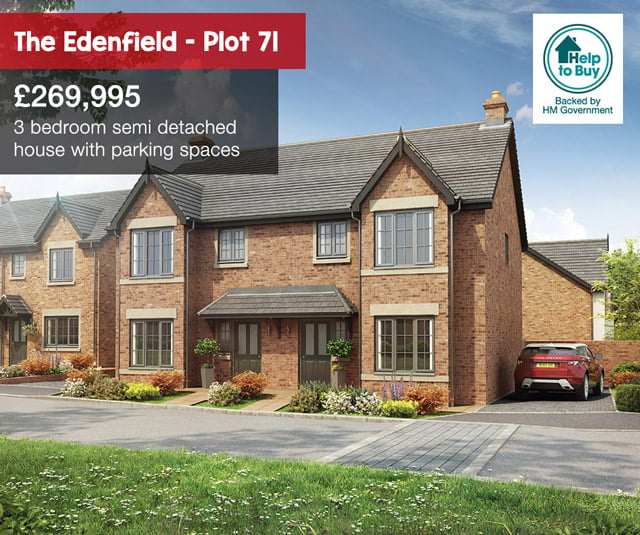 the edenfield, plot 71