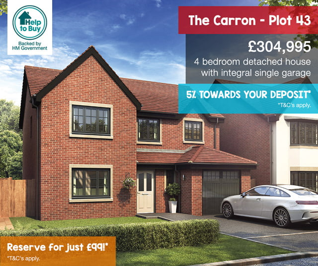 the carron, plot 43