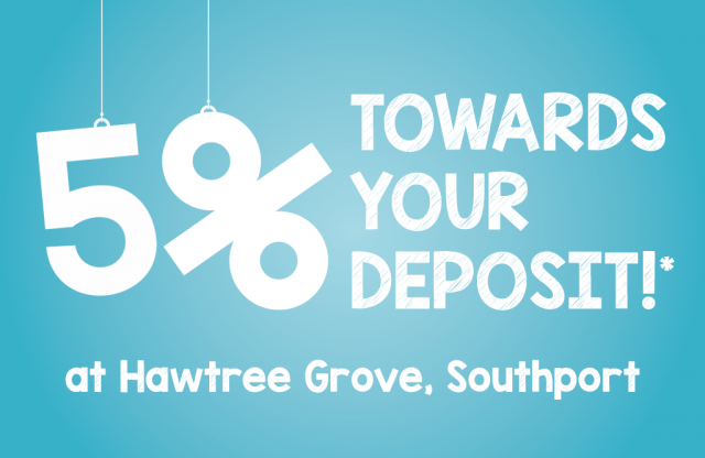 Hawtree Grove Southport - 5% Deposit Paid