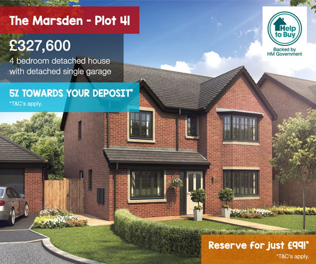The Marsden, plot 41
