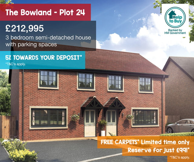 the bowland, plot 24, hawtree grove