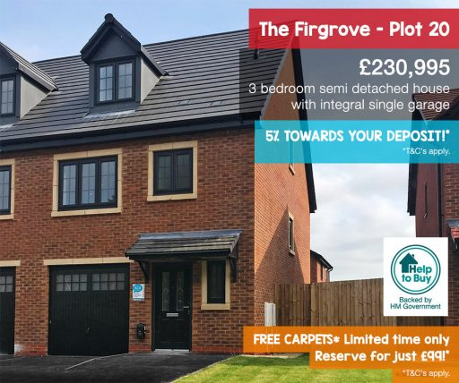 the firgrove, plot 20