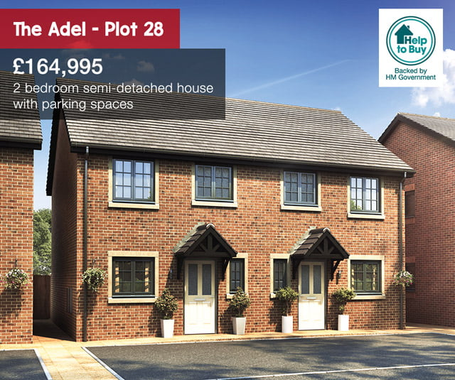 the adel plot 28, hawtree grove