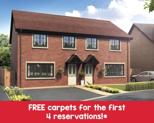 free carpets for first 4 reservations