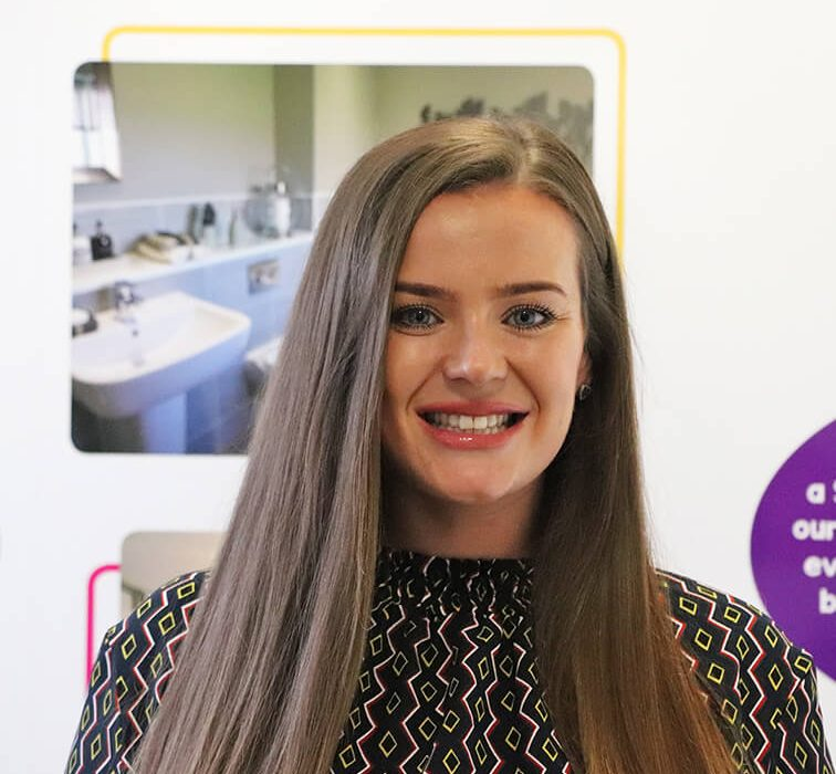 Holly Lupton - Customer Care Co-ordinaor