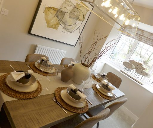 dining room example