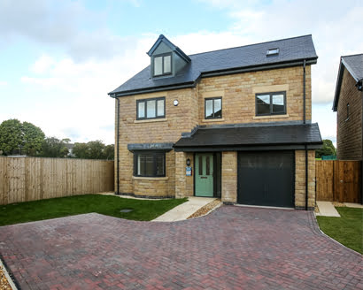 Southbeck plot 25, Budworth