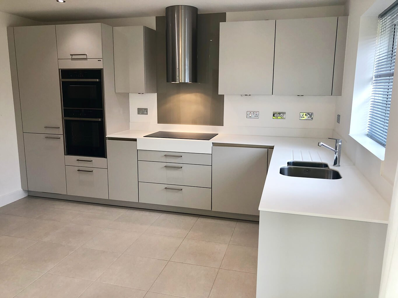 Brearley kitchen, plot 4