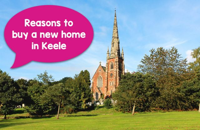 Reasons to buy a home in Keele