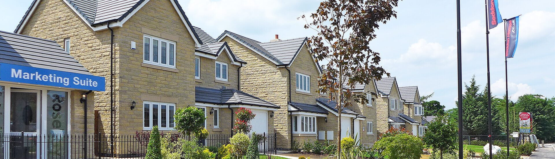 Rosebay Development New Homes for Sale in Derbyshire