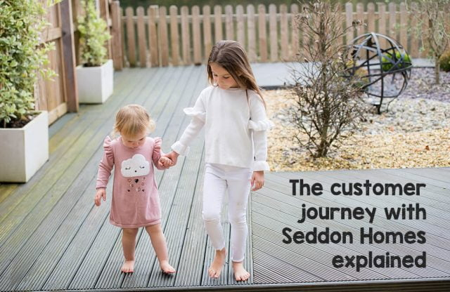 The Customer Journey with Seddon Homes Explained