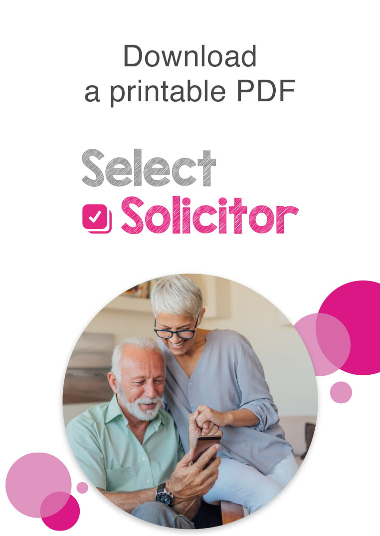 select solicitor pdf