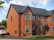 the edenfield - three bedroom semi detached house with parking spaces