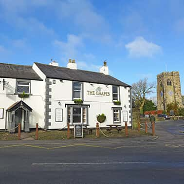 the grapes pub