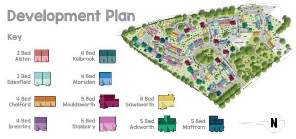 The Hawthorns development plan link