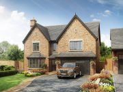 5 bed home Keele