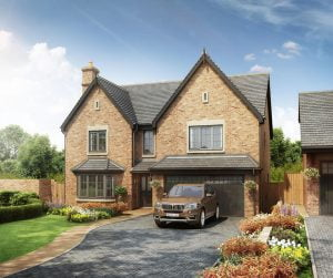 5 bed house in Keele