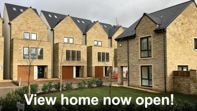 Waterside 3 bedroom home Downham launch