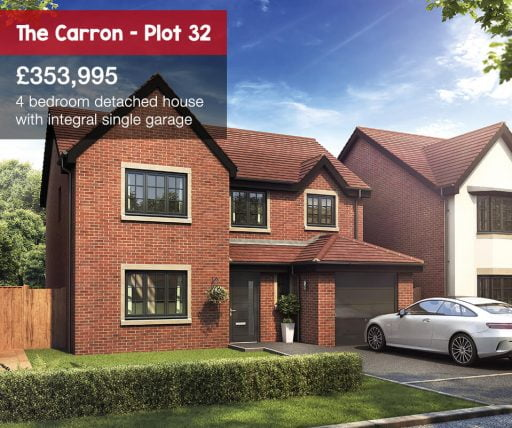 the carron, plot 32